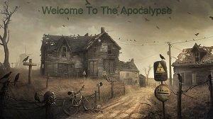 post apocalyptic town