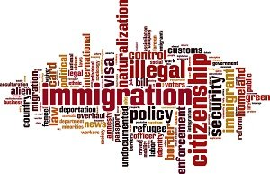 immigration clipart