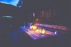 iphone wallpaper camping
